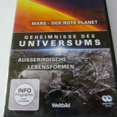 Geheimnisse des universums - Film documentare Altele, DVD, Altele