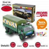 Macheta auto - Tatra - masina de armata - MS 11