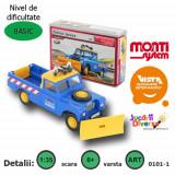 Macheta auto - Land Rover - masina de interventie - MS 01