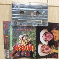 Nae lazarescu vasile muraru nebunii caseta audio momente vesele comedie 1995 - Muzica soundtrack roton, Casete audio