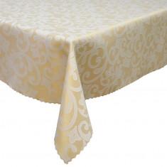 Fata de masa, Textilia, Gastro HT Teflonat, crem, 150x220 cm - Fata De Masa Antichitati