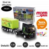 Macheta auto - Masina de transport fructe - Actros L - MS 66