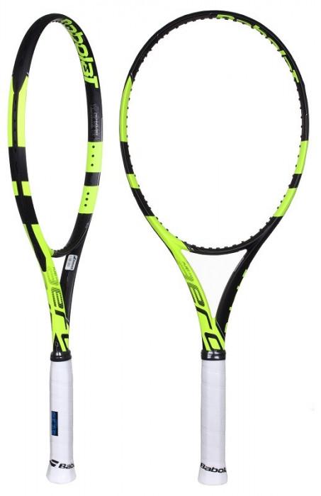 Pure Aero Plus 2016 Racheta tenis de camp L3 foto mare