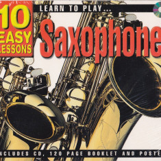 Learn to play Saxophone - Curs hobby