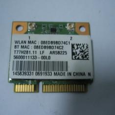 Modul WI-FI WIRELESS si Bluetooth ATHEROS AR5B225 SONY SVE SERIES