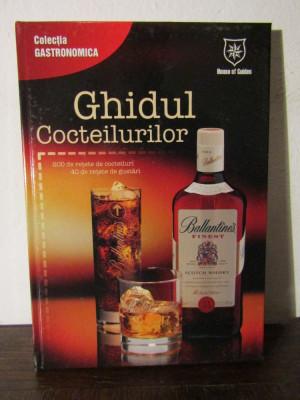 GHIDUL COCTEILURILOR , 2005 foto