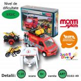 Macheta auto - Renault Trafic Enduro - MS 49