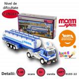 Macheta auto - Cisterna Aral Liaz Special Turbo - MS 22