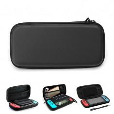 Husa EVA de transport pentru consola Nintendo Switch si accesorii, Huse si skin-uri