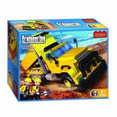Set constructie - Camion Basculanta - COGO - 330 piese