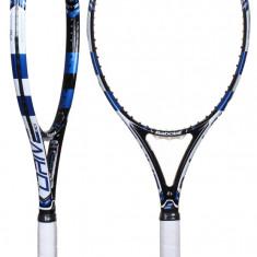 Pure Drive 110 2015 Racheta tenis de camp Babolat L2, SemiPro, Adulti, Aluminiu/Grafit