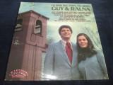 Guy & Ralna - Hymns We Love To Sing _ vinyl,Lp _ Ranwood(SUA), VINIL