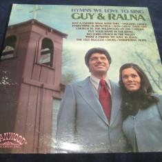 Guy & Ralna - Hymns We Love To Sing _ vinyl,Lp _ Ranwood(SUA)