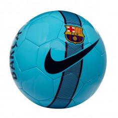 Minge Nike Barcelona Supporters-Minge originala-Marimea 5 - Minge fotbal Nike, Marime: 5