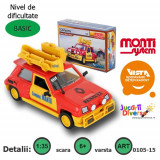 Macheta auto - Renault Maxi 5 Turbo - Camping - MS 15