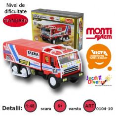 Macheta auto - Tatra - Rallye Dakar - MS 10