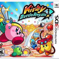 Kirby Battle Royale Nintendo 3Ds