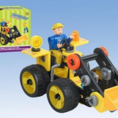 Excavator mic - 63 de piese - Vehicul