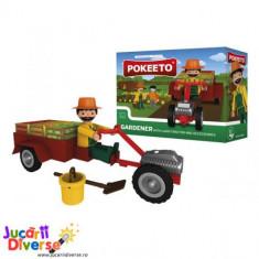 Cultivator si accesorii - Pokeeto Midi - Vehicul