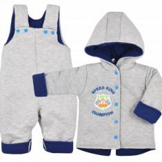 Compleu pentru bebelusi-Koala Champion 05-522G, Gri