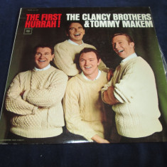 The Clancy Brothers & T.Makem - The First Hurrah! _ vinyl,LP_Col, VINIL, Columbia
