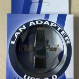 Placa de retea pe USB - 100 mb/s USB 2.0, Extern