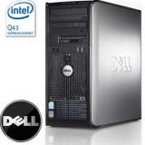 Calculatoare second hand Dell Optiplex 760 MT, Intel E7400, 4GB - Sisteme desktop fara monitor