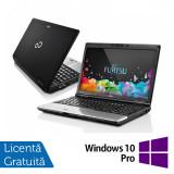 Laptop Refurbished FUJITSU SIEMENS Lifebook E752, Quad Core i7-3632QM 2.20GHz, 8GB DDR3, 500GB SATA, DVD-RW + Windows 10 Pro - Laptop Fujitsu-Siemens