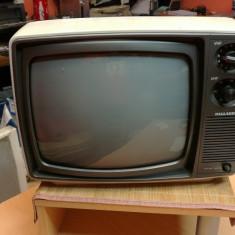 TV Vintage alb-negru Palladium 764-191 - Televizor CRT