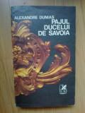 H2a Alexandre Dumas – Pajul Ducelui De Savoia