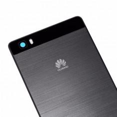Capac baterie negru Huawei P8 Lite