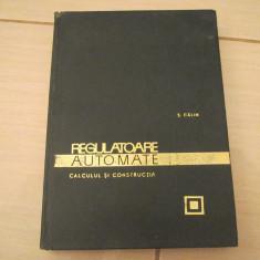 REGULATOARE AUTOMATE S.CALIN