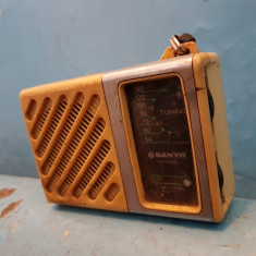 Radio vechi SANYO RP1280 - Aparat radio, 0-40 W