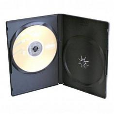 Esperanza DVD Box 2 Black 14 mm 100 Pcs.