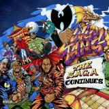 Wu-Tang Clan - Saga Continues -gatefold- ( 2 VINYL )