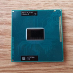 Procesor intel 1000M 2020M gen a 3-a SR102 SR0U1 Socket G2 Laptop Downgrad i3 i5 - Procesor laptop Intel, Intel 3rd gen Core i3, 2000-2500 Mhz, Numar nuclee: 2