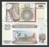 BURUNDI  50  FRANCI  FRANCS  2007 ,  UNC  [1]  P-36g  ,  necirculata