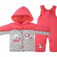 Compleu pentru bebelusi-Koala Emma 2540-RO1, Rosu