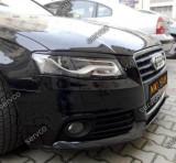 Pleoape faruri Audi A4 B8 S4 RS4 Sline 2008-2015 plastic ABS