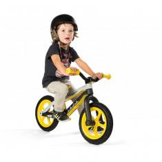 Bicicleta de echilibru BMXie-RS , galben