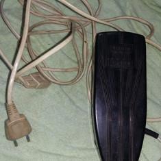Pedala electrica, pedala cu actionare electrica si cabluri electrice, T.GRATUIT