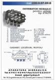 Distribuitor IFRON,Autogreder,TAF,TIH,Buldoexcavator.HYAB,Motostivuitor,AMT,etc, Universal, Bosch