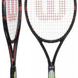 Wilson Burn FST 99 2016 racheta tenis L4, SemiPro, Adulti, Carbon/Bazalt