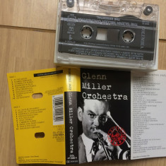 Glenn miller orchestra essential caseta audio Muzica Jazz Columbia made in france 1994, Casete audio
