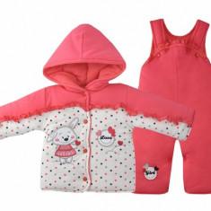 Compleu pentru bebelusi-Koala Emma 2540-RO, Rosu