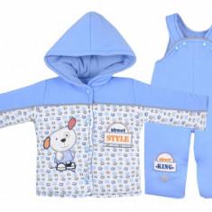 Compleu pentru bebelusi-Koala Ciapek 2574-AL, Albastru