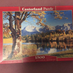 Puzzle 1500 piese