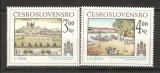 Cehoslovacia.1980 Motive istorice din Bratislava  KC.111, Nestampilat