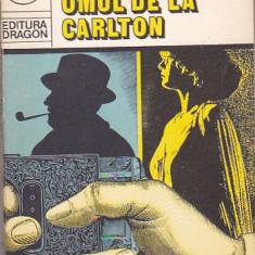 EDGAR WALLACE - OMUL DE LA CARLTON - Carte politiste