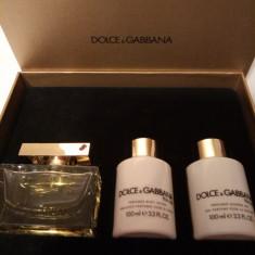 Set Parfum DOLCE& GABBANA the one autentic/original